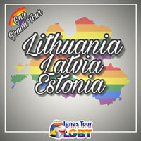 Lithuania, Latvia & Estonia Gay Grand Tour
