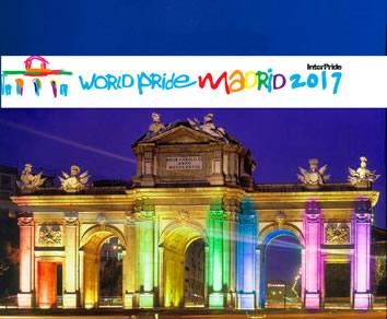 Image result for world pride madrid