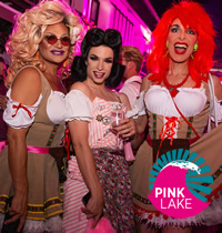 Pink Lake Festival 2021 Gay Weekend Tour