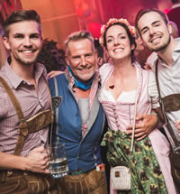 Rosa Wiener Wiesn Fest 2021 Gay Tour