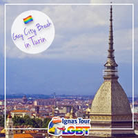 Turin Gay City Break Tour