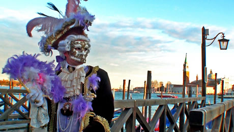 Venice Carnival 2019 Gay Weekend Tour - Happy Gay Travel