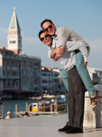 Gay Venice Valentine's Day Trip