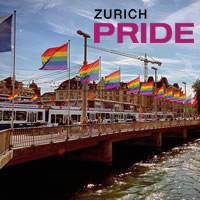 Zurich Pride 2021 Gay Weekend Package