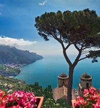 Amalfi Coast Gay Tour