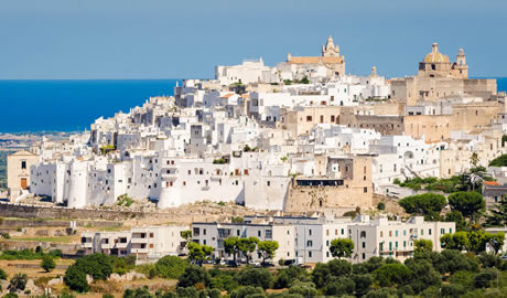 Gay Holidays in Puglia, Italy