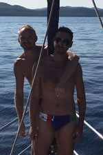 Greece Corfu Gay Sailing Cruise