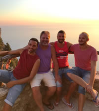 Corfu Greece Gay Sailing Cruise