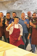 Puglia Italy gay food & wine tour