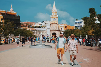 Cartagena Gay Fest 2021 - Love & Friendship Party Gay Tour