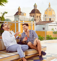 Cartagena Gay Fest Valentine's Day Gay Tour