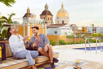 Cartagena Gay Fest 2021 - Valentines Day Gay Tour - Happy