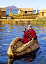 Gay tour to Lake Titicaca, Peru