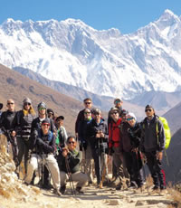 Gay Nepal & Everest Adventure Tour