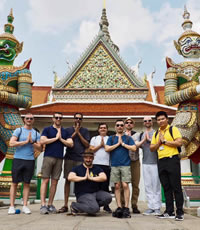 Thailand Christmas Gay Tour