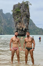 Thai New Year Gay Tour 2022