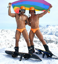 Japan gay ski weekend tour