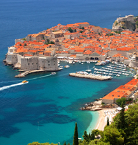 Gay Croatia, Montenegro, Bosnia & Herzegovina Tour