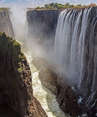 Southern Africa Gay Tour - Lions, Falls & Wine