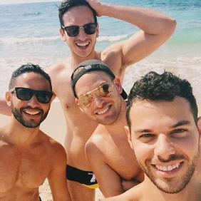 Gay israel travel