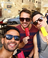 Tel Aviv Pride 2021 Gay Group Tour
