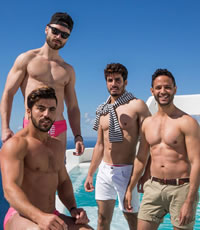 Gay Greek Islands Hopping Tour