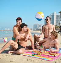 Israel Gay Trip - Seven Splendid Days in Jerusalem, Tel Aviv, and Dead Sea