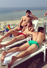 Tel Aviv Gay Pride 2018 Tour