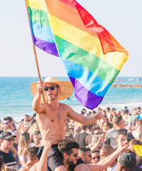 Israel Tel Aviv Pride 2021 Gay Group Tour