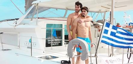 Escort gay greece