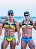 Gay XLSior Mykonos 2018 travel package