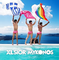 XLSior Mykonos 2021 Gay Weekend Tour