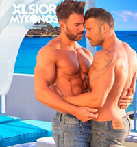 XLSior Mykonos 2021 Gay Tour