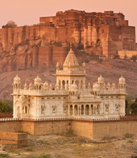 Forts & Palaces of Rajasthan - India Gay Tour