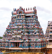South India Temples Gay Tour