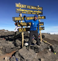 Kilimanjaro Gay Expedition