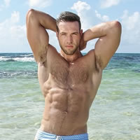 Gay Barcelona tour with Alex Mecum