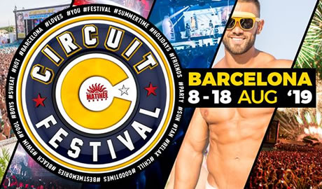 Mr gay circuit 2019