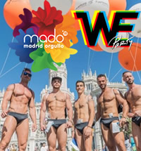 Madrid Gay Pride 2020 Holiday Package