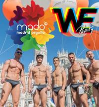 Madrid Pride 2019 - Orgullo Madrid 2019 - LGBT friendly