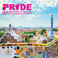 Barcelona Gay Pride 2018 Holiday Package