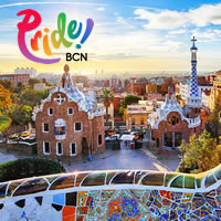 Barcelona Gay Pride 2019 Holiday Package