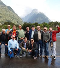 New Zealand Luxury Gay Adventure Tour