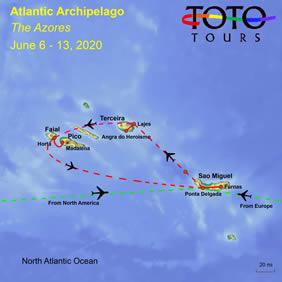 Archipelago azores