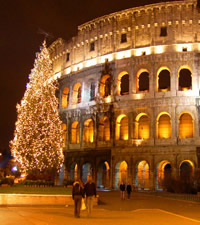 Rome Christmas Gay Tour