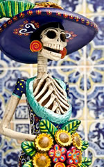 Mexico Day of the Dead Gay Tour