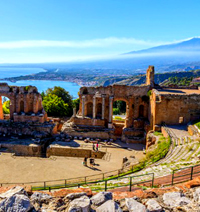 Splendors of Sicily gay tour