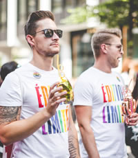 Zurich Gay Pride tour