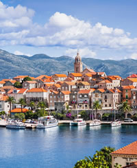 Croatia Dalmatian Coast Luxury Gay Cruise