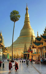Burma Gay Cruise & Tour